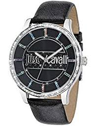 amazon co uk roberto cavalli watches women s wristwatch roberto cavalli r7251127508