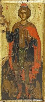 Ο Προφήτης Δανιήλ ερμηνεύει το όραμα του βασιλιά Βαλτάσαρ | iconandlight