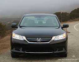 2014 Honda Accord Lights Review 2014 Honda Accord Hybrid With Video The Truth