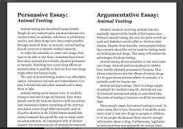 Argument And Persuasion Essay Examples Persuasive Argument Essay Examples Magdalene Project Org