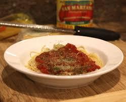 san marzano tomato sauce quick recipe