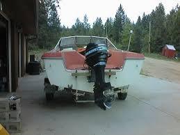 fiberform boat rear