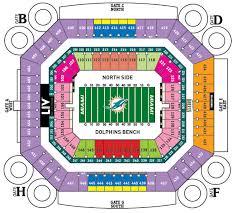 Miami University Football Stadium Seating Chart Nfl Stadium Seating Charts Stadiums Of Pro Football