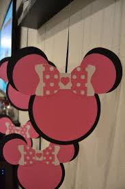 minnie mouse diy decorations and get inspired to create your diy decor with the best way 11