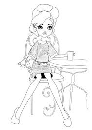 Monster High Coloring Pages to Print Images free printable monster high coloring pages for kids on monster high worksheets