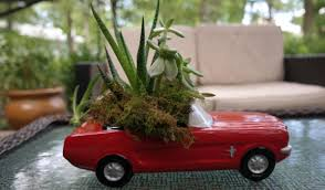get dad s motor running with a teleflora 65 ford mustang bouquet