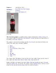 How To Hack A Dasani Vending Machine Beauteous Coca Colacommunicationreport