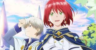 10 best fantasy romance anime you