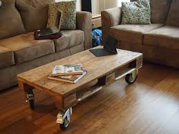 Coffee Tables Out Of Pallets Diy 81 Diy Table Pallet And Old Wood How To Diy Wooden Pallets