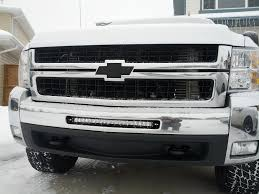 Chevrolet 1500 (2007-2013), 2500/3500 (2007-2010) Bumper Mount Kit ...