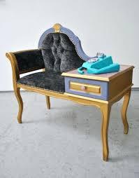 redesigned vintage telephone seat table grace australia