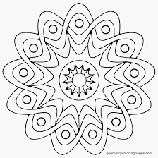 Small Picture nice free mandala coloring pages easy mandala coloring page