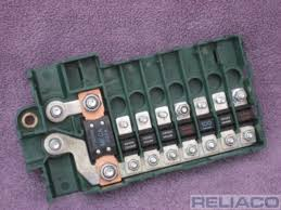 bmw e39 5 series 1996 2003 e53 x5 boot mounted fuse box amp click to close full size