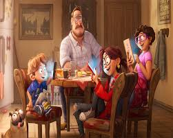 Hilarious and wildly entertaining, the mitchells vs. Netflix Buys Animated Comedy The Mitchells Vs The Machines From Sony