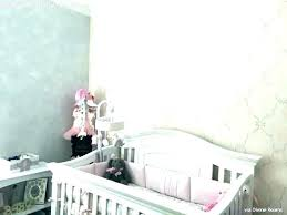 Budget Stencils Baby Rooms On A Budget Dwellco Me