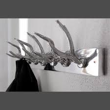Antler Coat Racks FANCY WARDROBE ANTLER coat rack stag deer antler 100 hooks 75