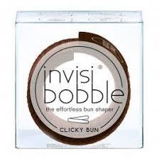 <b>INVISIBOBBLE Clicky Bun Pretzel</b> Brown | LOVERTE