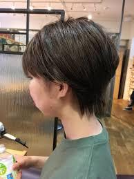 強いくせ毛が気になってショートにできない縮毛矯正はしたくない