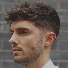 12 Awesome Short Hairstyles For Mens Thick Hair 40 Statement Men