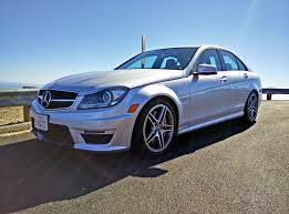 East-West Brothers Garage: Test Drive: 2014 Mercedes Benz C63 AMG