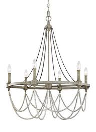 feiss f3132 6fwo dww beverly candle chandelier lighting white 6 light