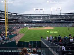 Virtual Seating Chart Comerica Park Your Ticket To Sports Concerts More Seatgeek