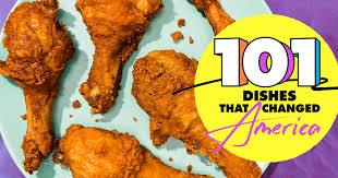 Skip The Dishes Stock Chart Most Important Dishes In The Us History Of Food That