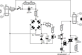 hobby in electronics circuit of light dimmer circuit of light dimmer