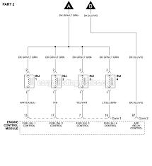 01 stratus 2 7l wiring schematics wiring diagrams value part 1 fuel injector circuit wiring diagram 2001 2002 2 4l sebring 01 stratus 2 7l wiring schematics