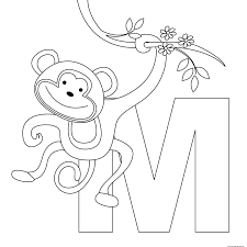 Here are the two versions of this coloring printable 58 Alphabet Coloring Sheets Free Printable Image Ideas Samsfriedchickenanddonuts