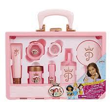 amazon disney princess style collection makeup travel tote playset toys games