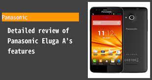 Panasonic Eluga A review: worth buying ...