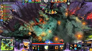 dota 2 ti4 grand final newbee vs vg game 1 the international