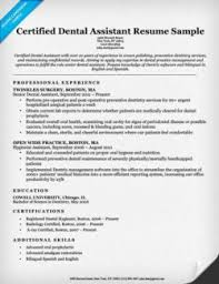 Gallery Of Dental Assistant Cover Letter Sample Resume Companion
