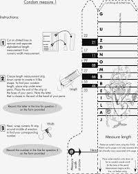 26 Thorough Prnis Size Chart
