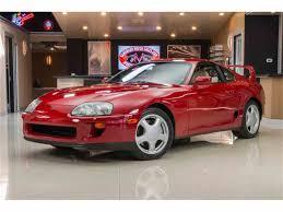 1994 Toyota Supra for Sale | ClassicCars.com | CC-904392