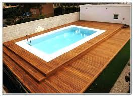 building a deck around a pool wood deck around pool build deck around above ground pool