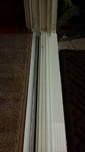 sliding glass patio door repairs track or roller repair