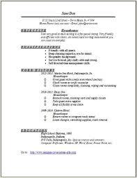Housekeeper Resume Samples Free Ksdharshanco Stunning Housekeeper Resume