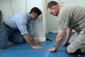 underlay pad for laminate flooring