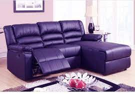 pretty purple sectional sofas for