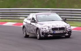 All BMW Models bmw 1 series variants : FWD BMW 1 Series sedan / 2 Series Gran Coupe spotted (video ...