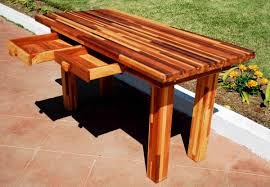 fabulous wooden patio table wood patio table design plans wood patio plans prairieyogaco outdoor design inspiration
