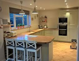Multiwood Designs Multiwood Baystone Kitchen From 3d Kitchens In Sage Green In