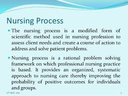 nursing essay on nursing process nursing process