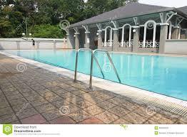 Medium Pool Designs Swimming Pool In Club House Stock Photo Image Of Leisure