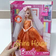 Mở Búp Bê Barbie Xinh đẹp