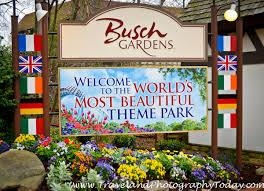 bush garden williamsburg. Busch Gardens Williamsburg Bush Garden