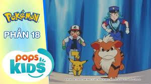 Hoạt Hình Pokémon S2 - Hành Trình Thu Phục Pokémon Của Satoshi Phần 18