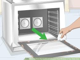 image titled clean the insides of a double pane window in your oven door step 1